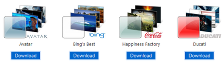 Windows 7 to get branded themes