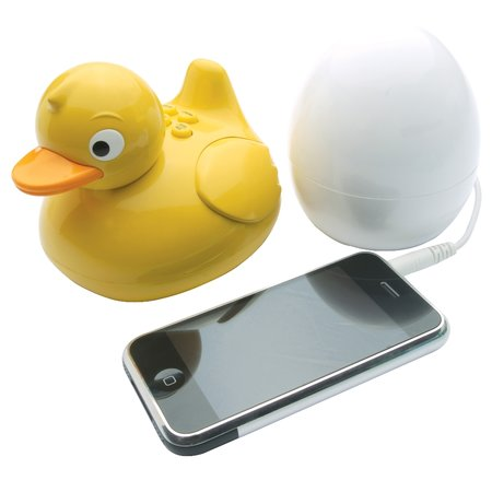 iDuck wireless, waterproof speaker launches