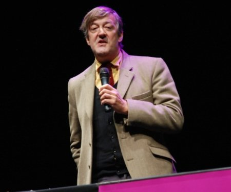 "Stephen Fry: ""Twitter is people-shaped, not business-shaped"""