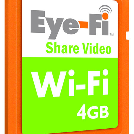 Win one of ten Eye-Fi Share Cards