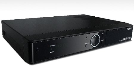 Humax's new Freeview HD player pictured