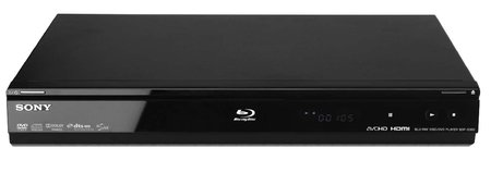 Daily Tech Deal: Sony BDP-S360 Blu-ray player for under £150