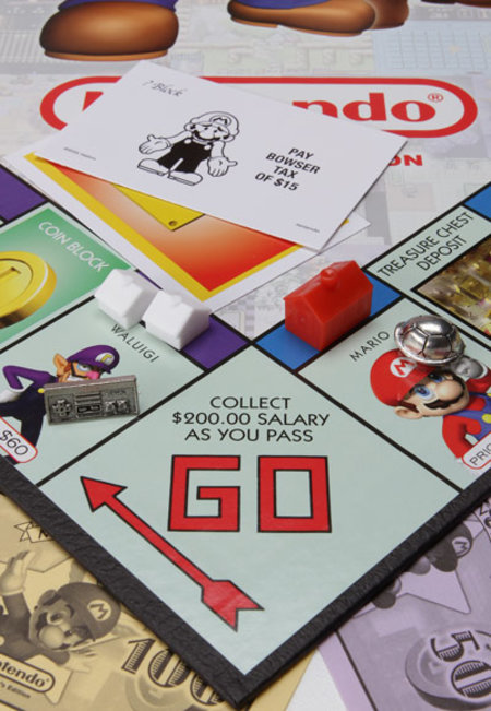 Nintendo gets its own Monopoly edition