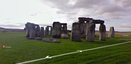 UK landmarks come to Street View