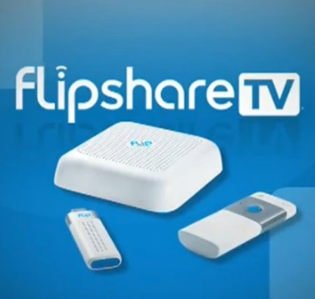 Flip launches FlipShare TV