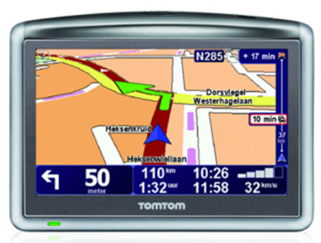 TomTom claims traffic detection improvements