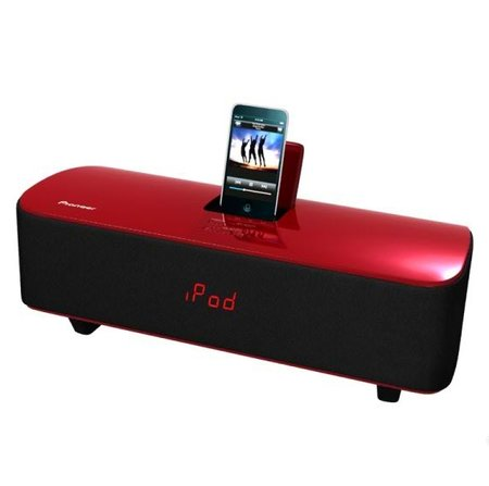 VIDEO: Pioneer XW-NAS5 iPod speaker system launches