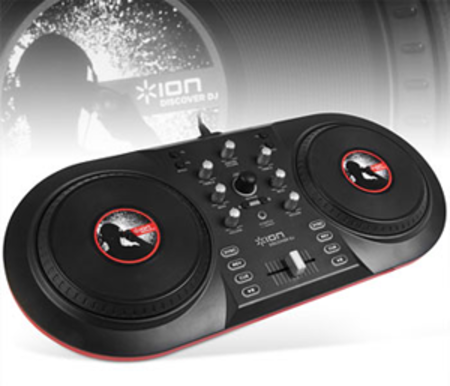 IWOOT offers Discover DJ Decks