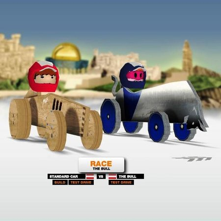 WEBSITE OF THE DAY - Red Bull Soapbox Racer