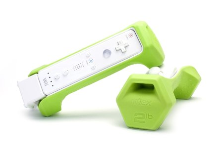 Riiflex Wii dumbbells now on sale in the UK