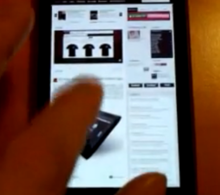 VIDEO: Nexus One gets interface walkthrough
