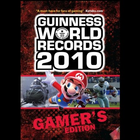 Guinness World Records 2010 Gamer's Edition out soon