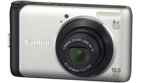 Canon updates PowerShot A range compacts...