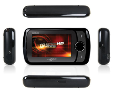 IDTV launches 3.4-inch portable OLED myGOtv