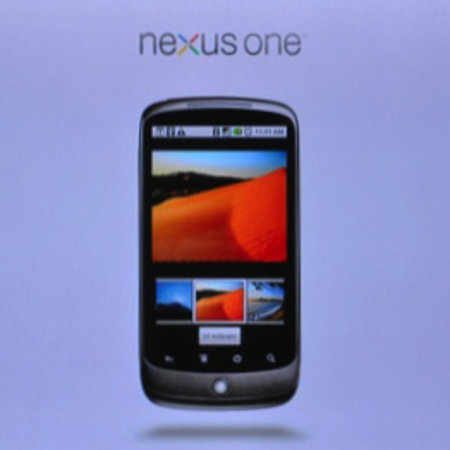 HTC-made Google Nexus One is finally official as Android showcase device
