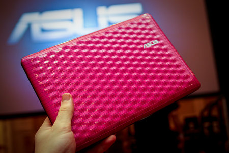 Asus Eee PC Seashell gets Karim Rashid makeover