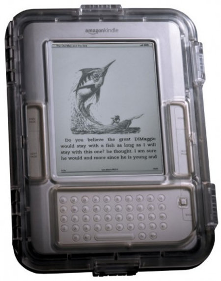 Guardian Case for Kindle: For when you can't put a good ebook down