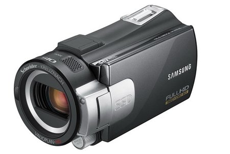 Samsung intros Wi-Fi to S-Series camcorders