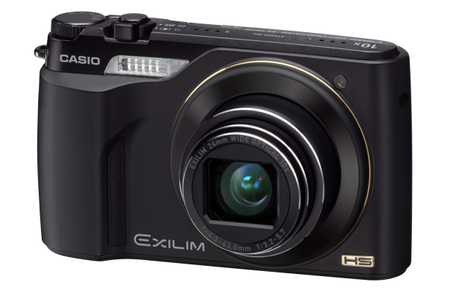 Casio reveals 2010 EXILIM camera range