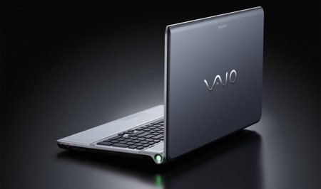 Sony launches Vaio F, S and Y series notebooks - photo 1