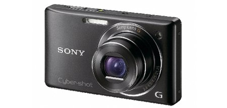 Sony launches W series Cyber-shots