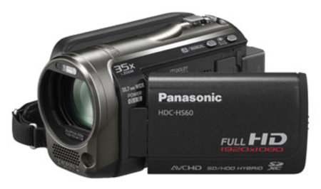 Panasonic launches mixed bag of high and standard definition camcorders