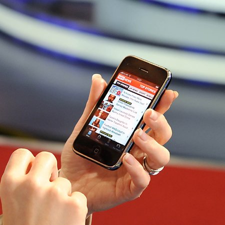 Sky News iPhone app hits a million downloads