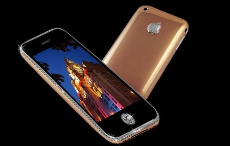 £1.93 million iPhone 3GS Supreme Rose unveiled