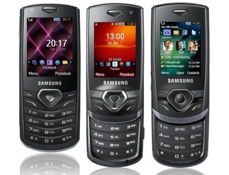 Samsung Shark range revealed