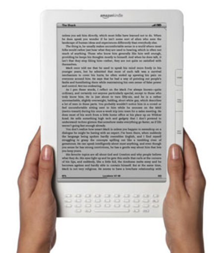 Kindle Digital Text Platform opens to global authors