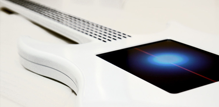 VIDEO: Misa launches touchscreen Digital Guitar