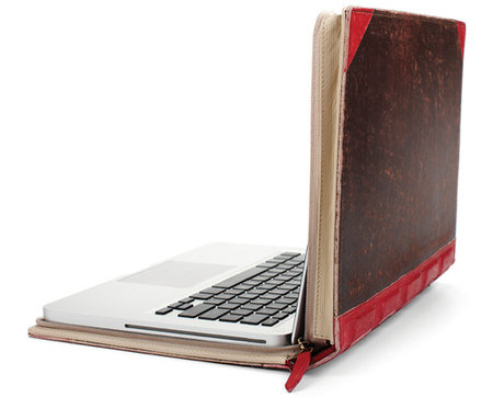 MacBook gets BookBook hardback case