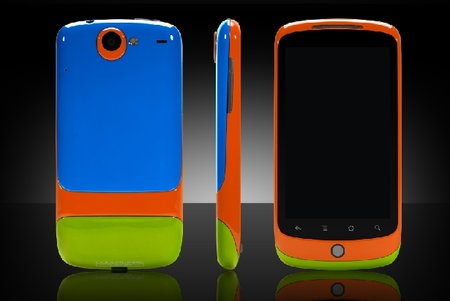 ColorWare turns its palette to the Nexus One