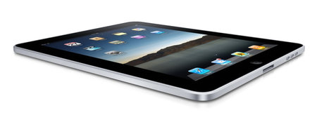 Apple tablet unveiled as the iPad