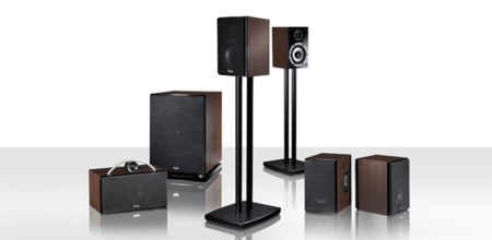 Teufel unveils Theater 100 speaker package