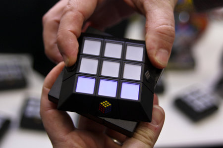 Rubik's Slide plans to twist and slide its way into your puzzle life