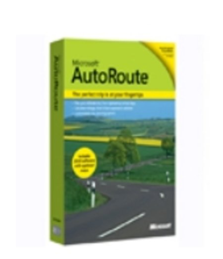 Microsoft offers AutoRoute 2010 for £45