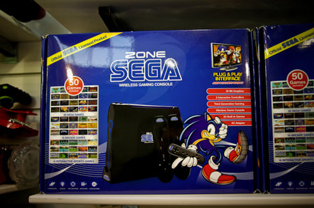 New Sega console hitting this summer