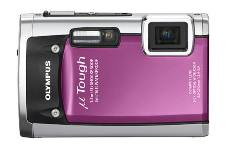 Olympus announces 8010 and 6020 Toughs