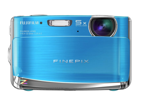 Fujifilm FinePix Z70 fashion cam launches for social networkers