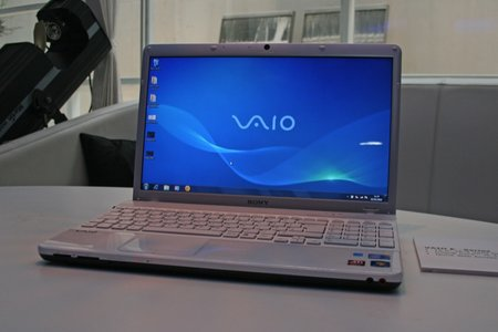 Sony VAIO E series hands on