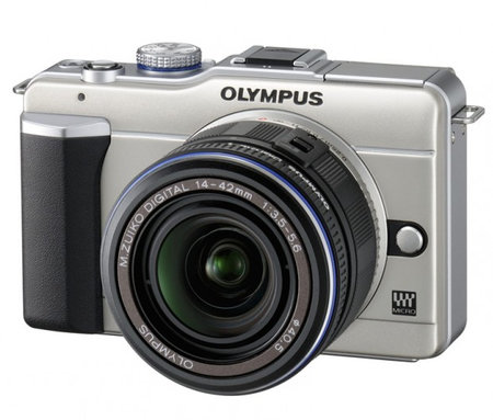 Olympus PEN E-PL1 revealed early