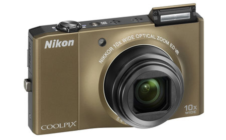 Slimline Nikon Coolpix S8000 launches with 10x zoom
