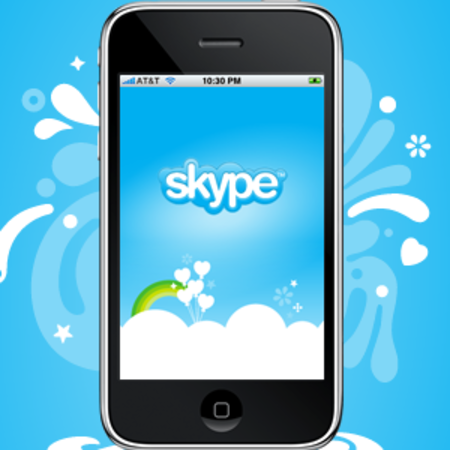 VIDEO: 3G calling coming soon for iPhone Skype