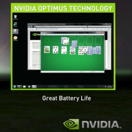 VIDEO: Nvidia Optimus demonstrated