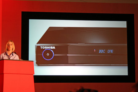 Toshiba announces Freeview+ HD PVR