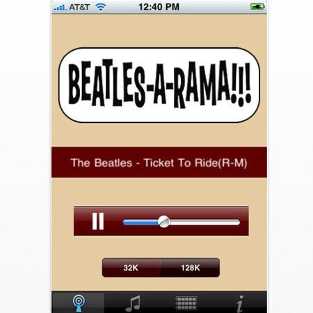 iPod gets The Beatles music...