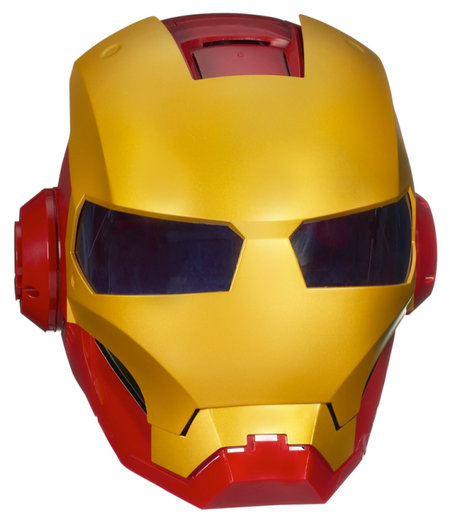 Iron Man 2 helmet turns your kids into Tony Stark