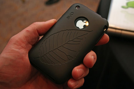 Jivo Leaf: biodegradable iPhone cover launches
