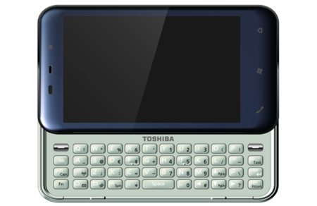 Toshiba reveals TG02 and K01 mobile phones